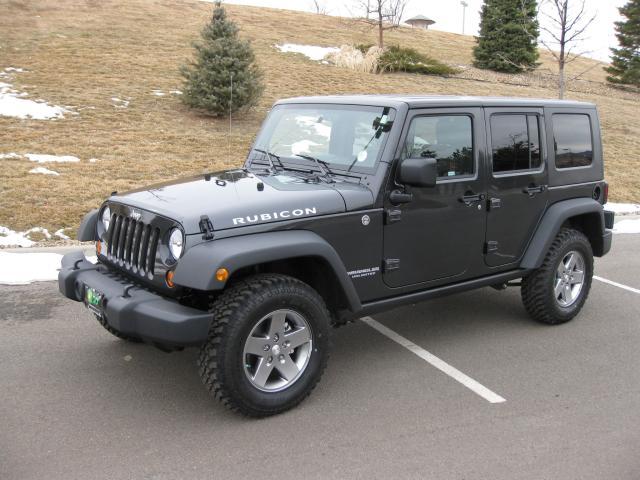 2010 Jeep JK 1