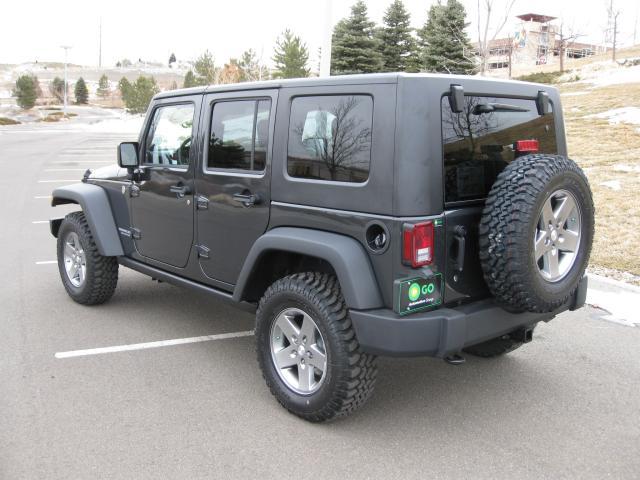 2010 Jeep JK 4