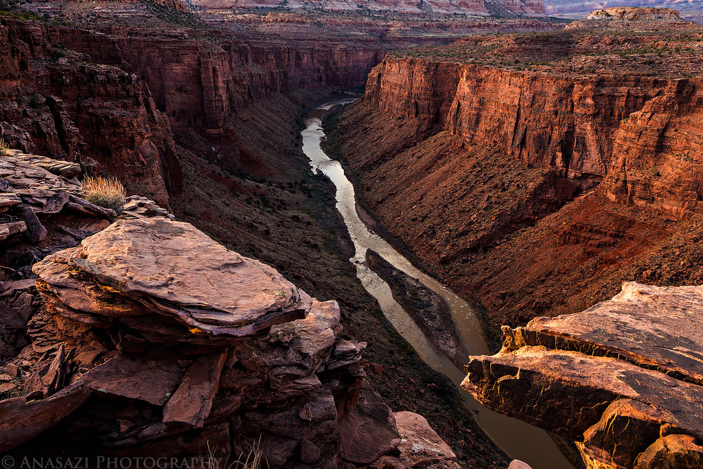 Fisher Towers & The Dolores River Overlook