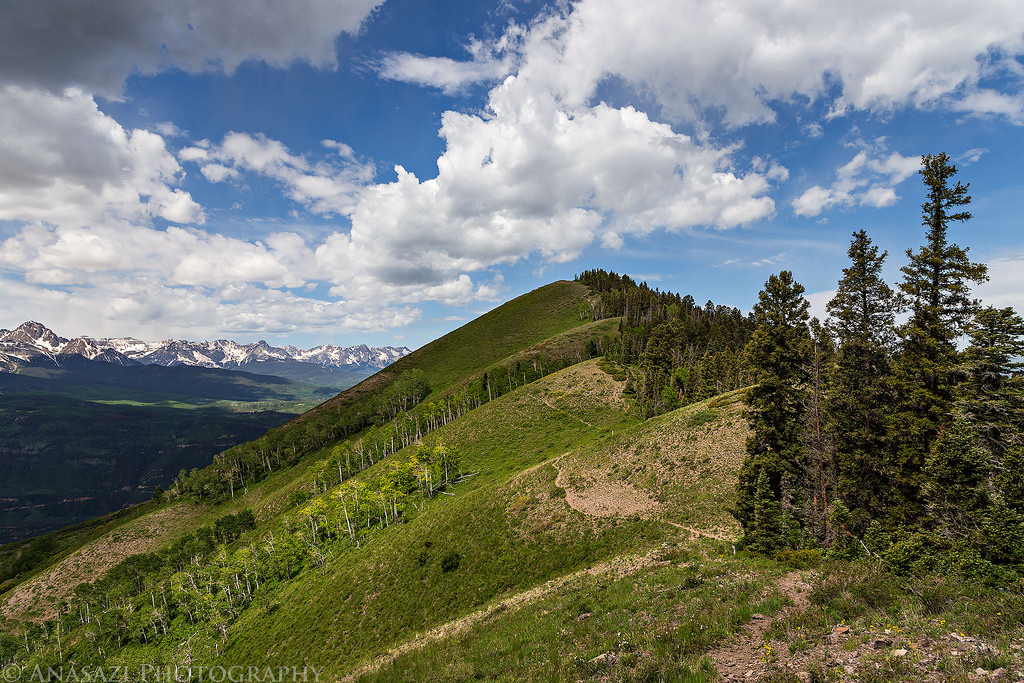 Ouray Solstice Hiking