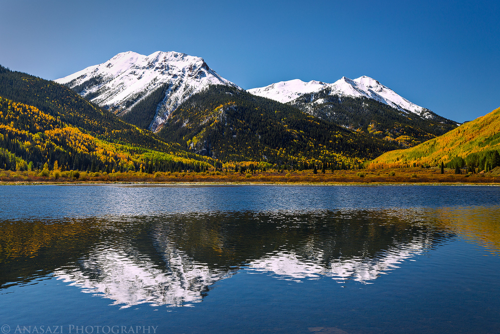 Red Mountain Fall Colors