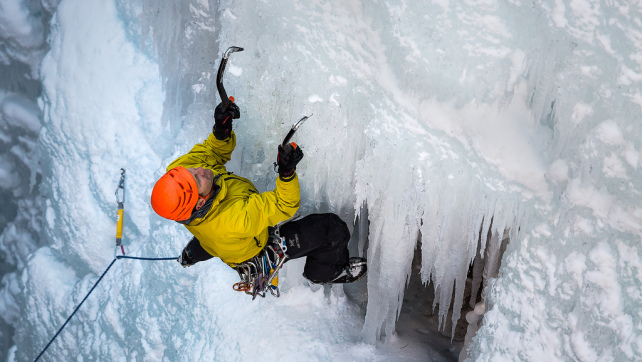 Ouray Ice Festival 2014
