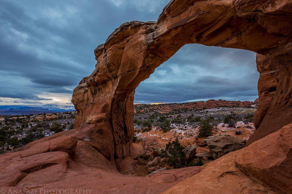 Christmas in Arches 2012