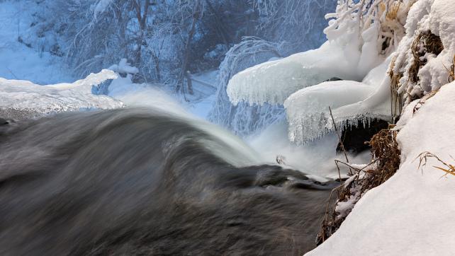 Rifle Creek Ice