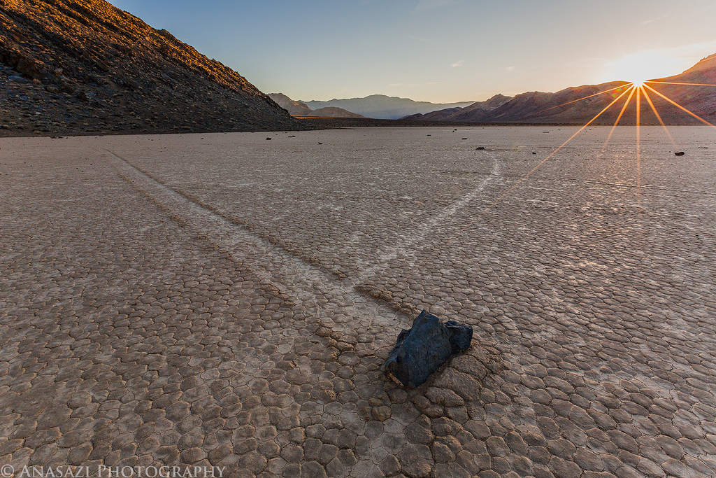 Badwater to The Racetrack