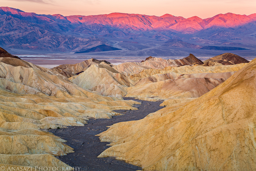 All Around Death Valley