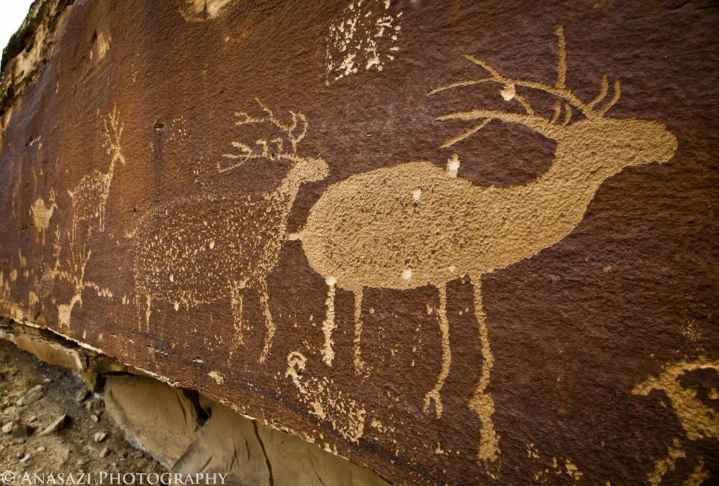 Rock Art & Bubbling Springs