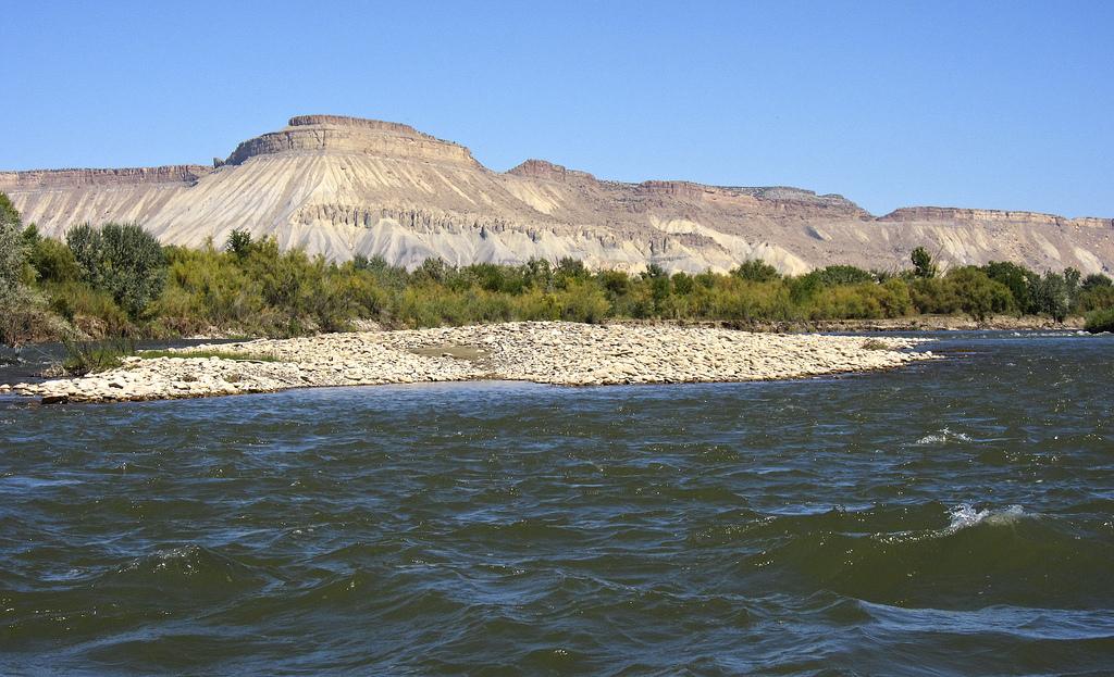 Palisade River Bend Park to Corn Lake