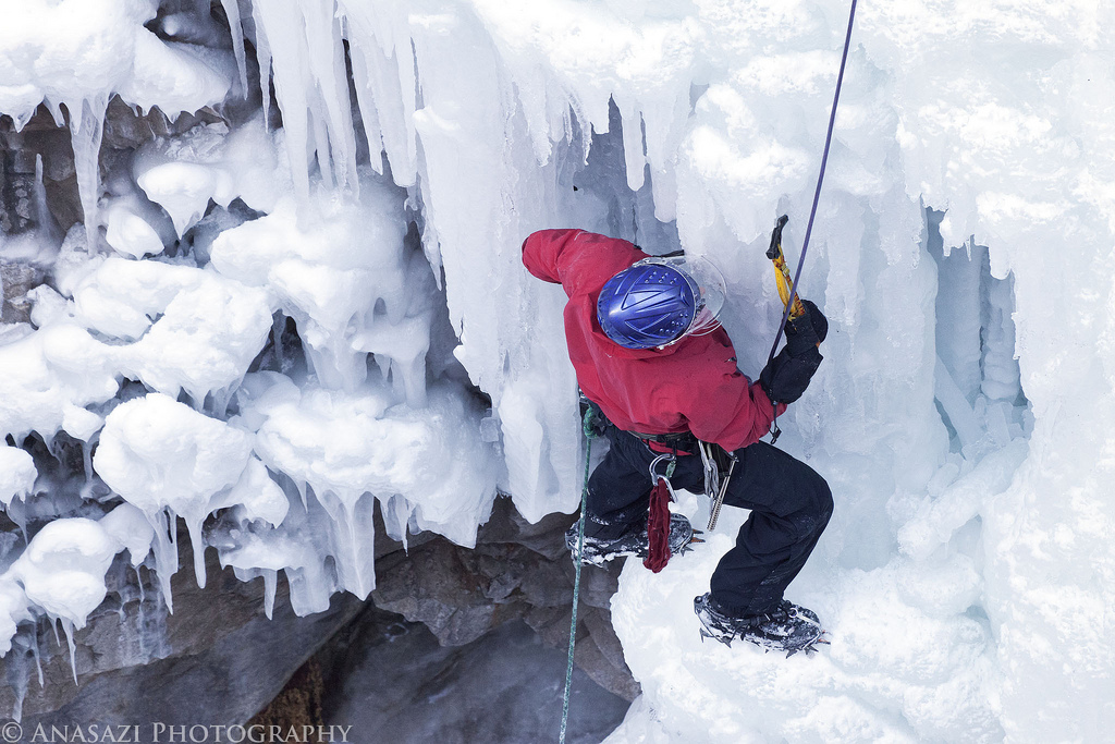 Ouray Ice Festival 2012