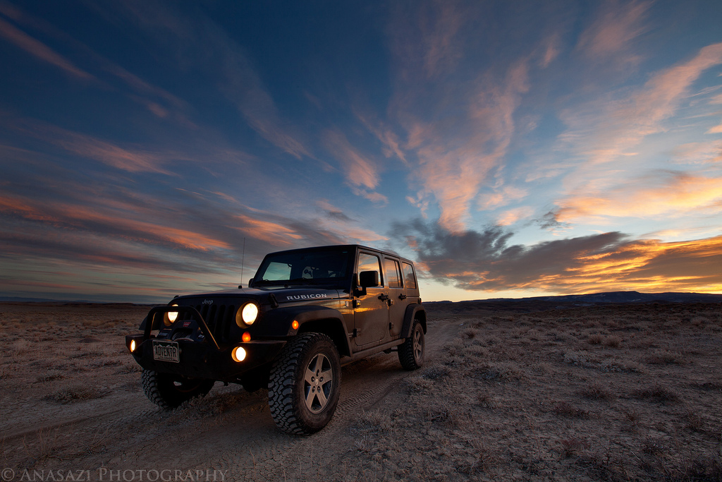 Exploring the Arches Backcountry