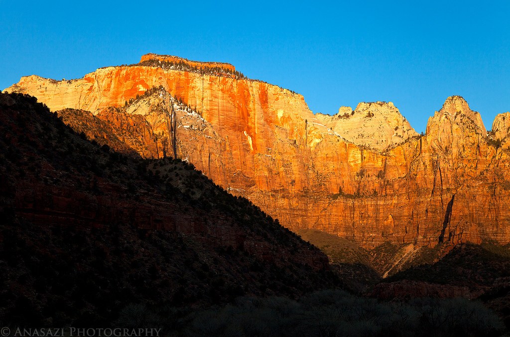 A Day in Zion National Park