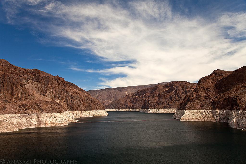 Hoover Dam, Lake Mead & Las Vegas