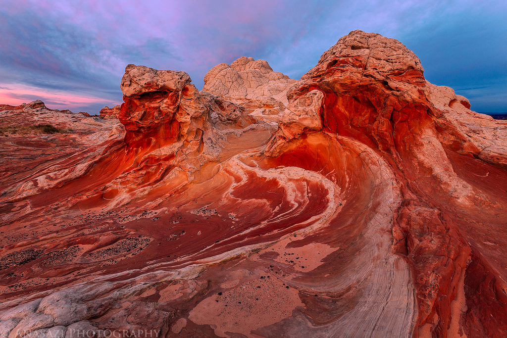 The Vermilion Cliffs to The Grand Staircase