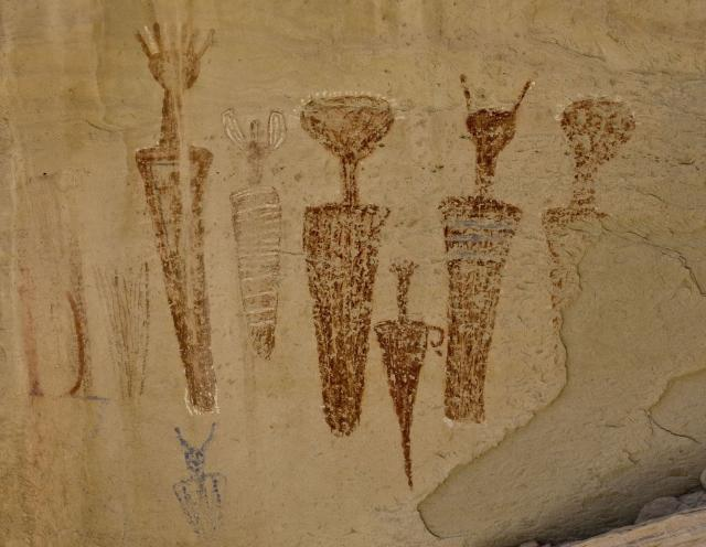 Pictographs, Petroglyphs & Ghost Towns