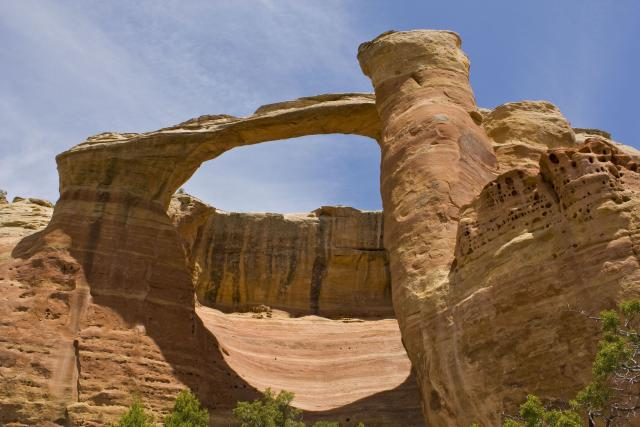 The Arches of Rattlesnake Canyon