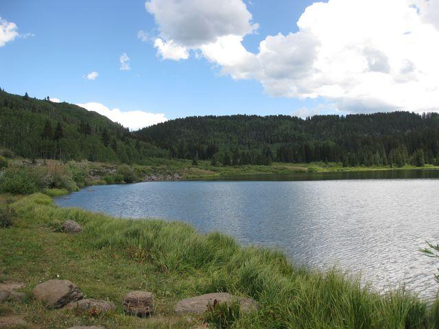 Land's End & Lake Carson