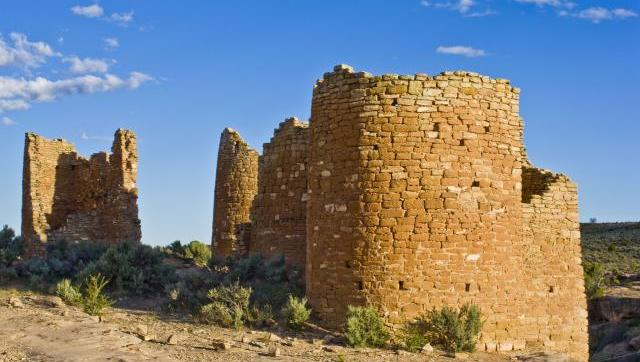 The Towers of Hovenweep