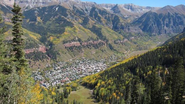 Telluride, Mountain Village & Ridgway