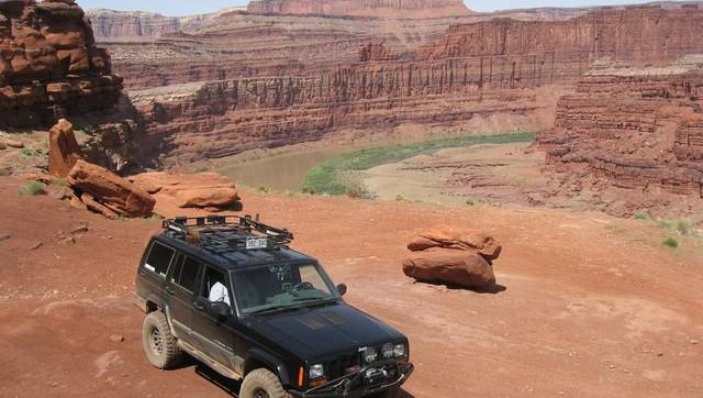 Sunday Trails near Moab