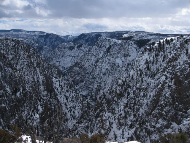 Valentine's Day at Black Canyon