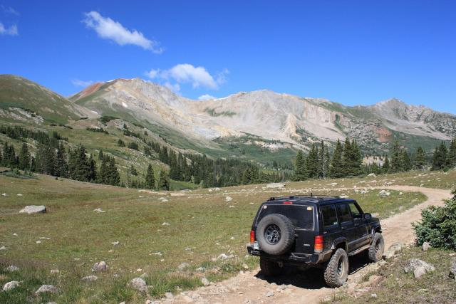 Grand Junction to Taylor Park
