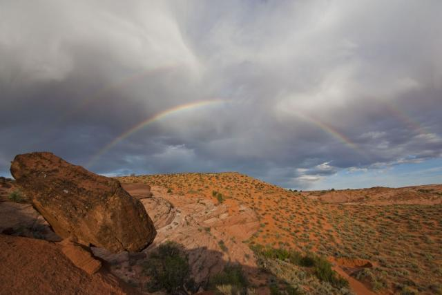 Dry Fork of Coyote Gulch Slots