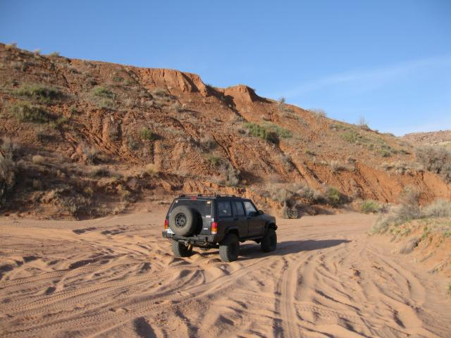 End of April Moab Trip | Sunday