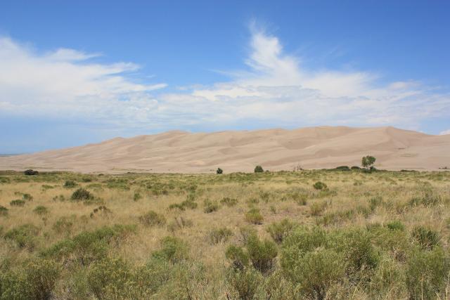 Sangre de Cristo & The Great Sand Dunes