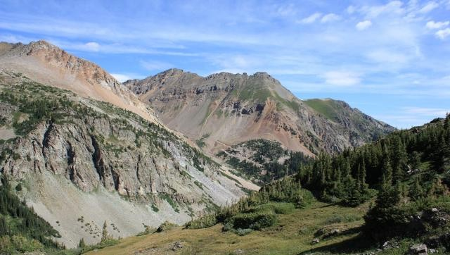 Independence & Pearl Pass