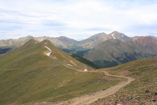 Santa Fe Peak, Glacier Ridge & Deer Creek
