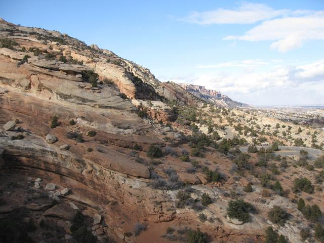 Hiking the Serpent's Trail