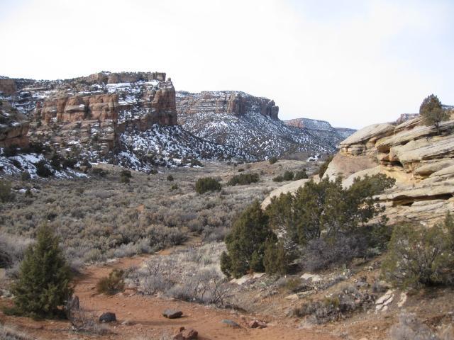 Liberty Cap & Echo Canyon
