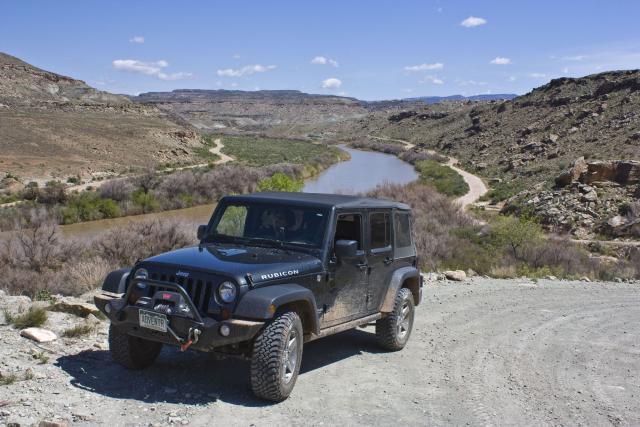 Top of the World & The Cisco Desert