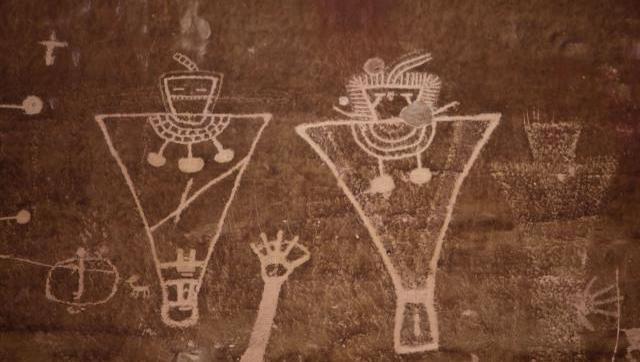 More Moab Rock Art