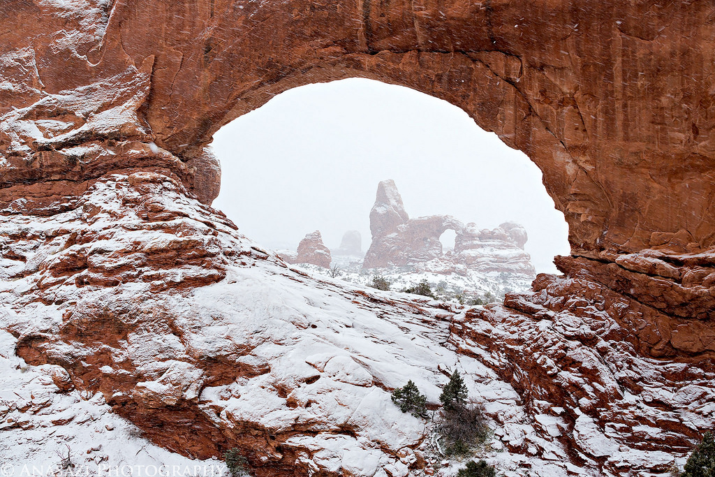 Christmas in Arches 2014