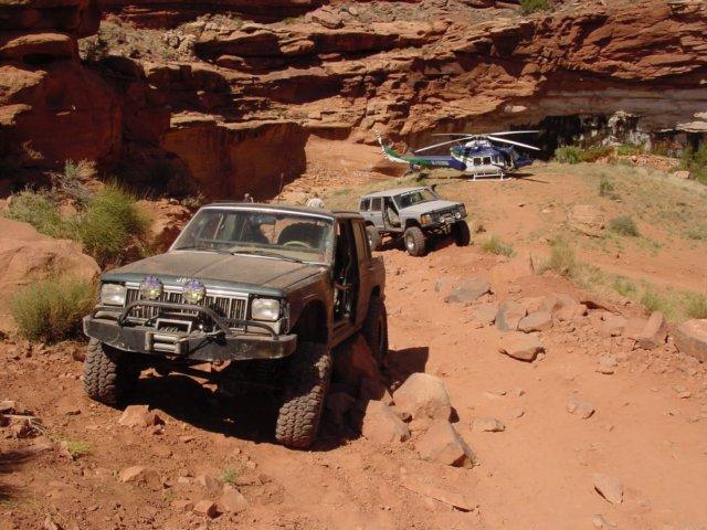 Kane Creek Canyon
