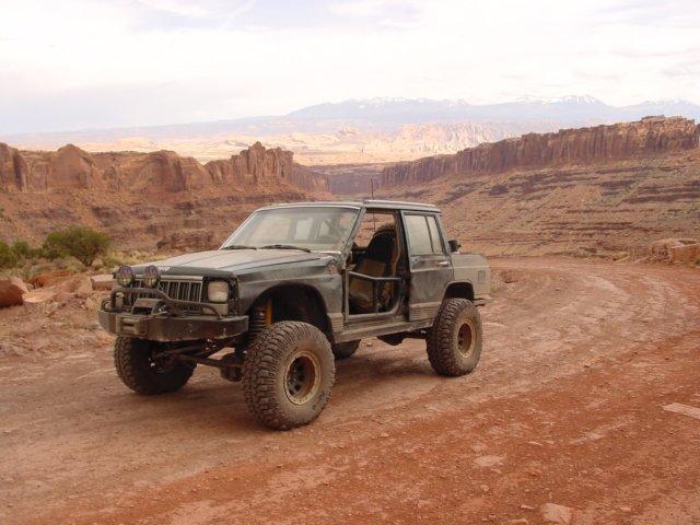 Poison Spider Mesa & Long Canyon