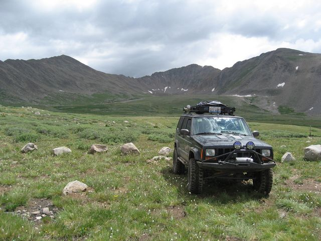 A Full Day in the Sawatch Range