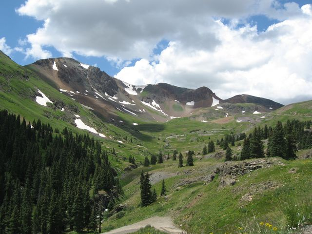 A Full Day in The San Juan Mountains