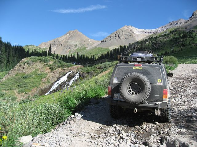 Silverton to Grand Junction