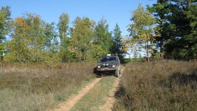 Nicolet National Forest