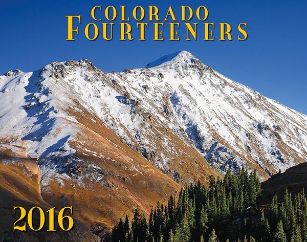 2016 Colorado 14ers Front