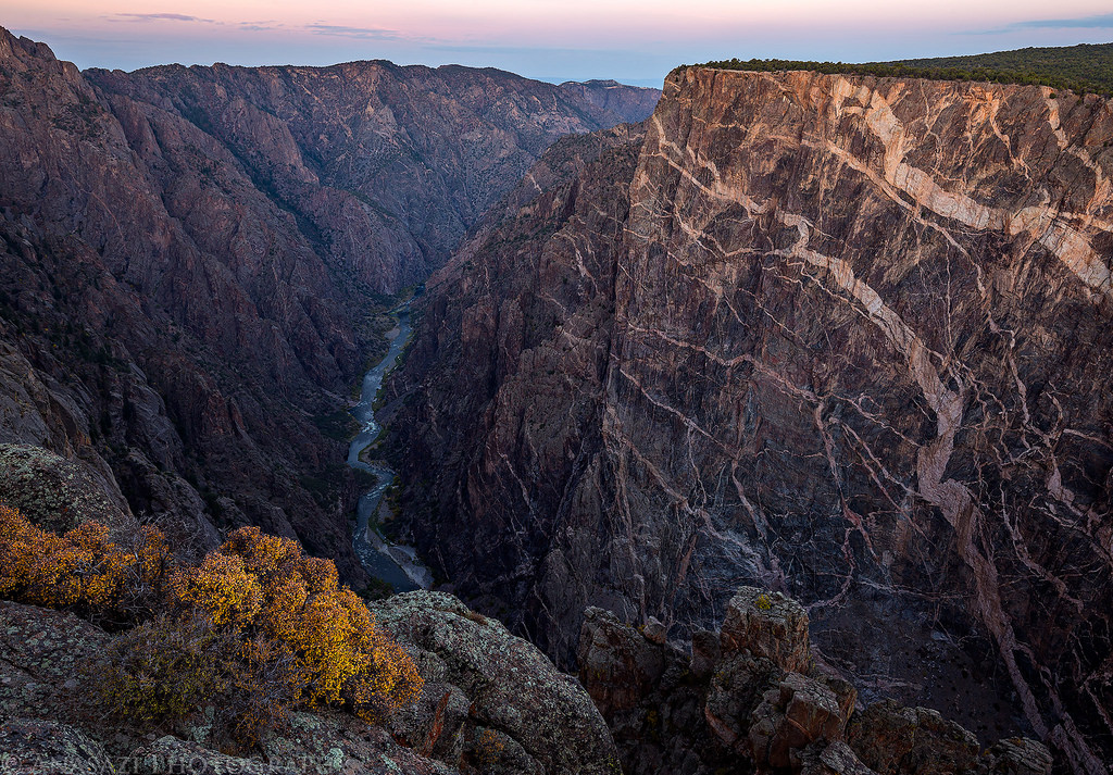The Black Canyon