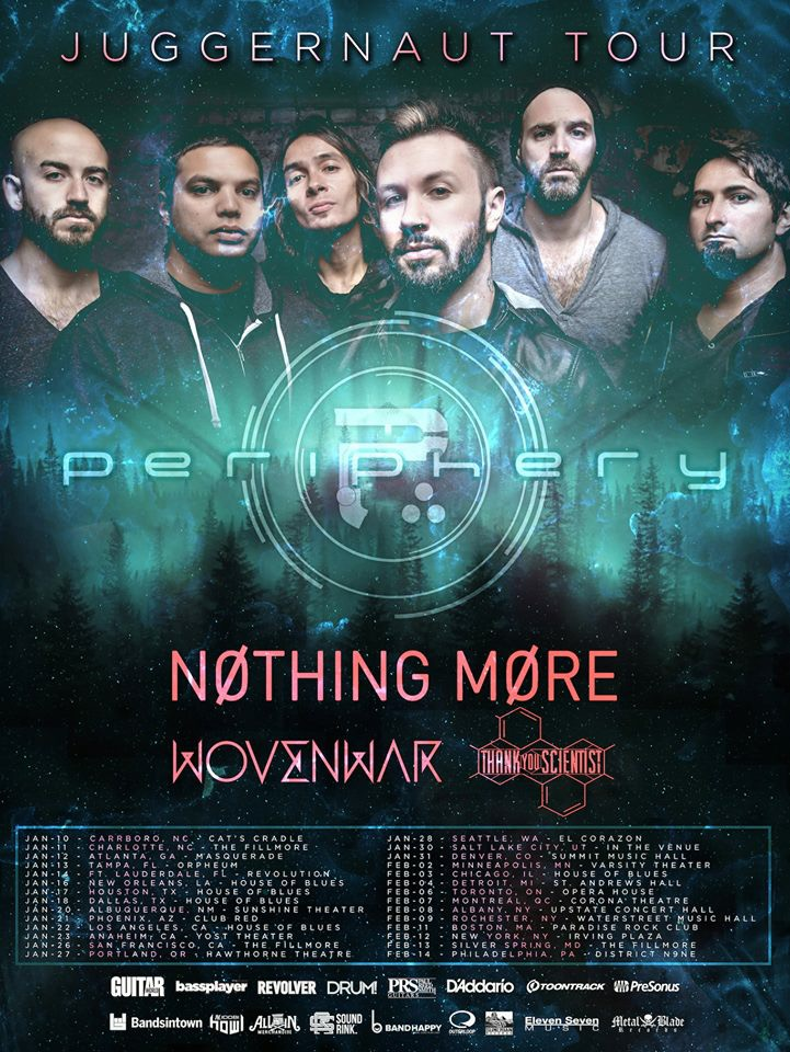 Nothing More 2015