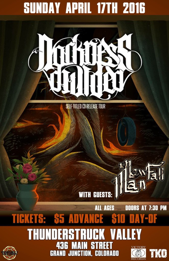 Darkness Divided 2016