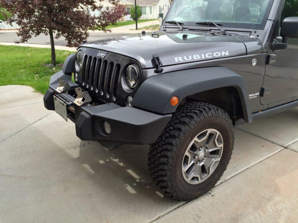 Front Bumper 1