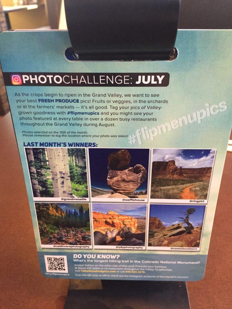 July FLIPMENUPICS