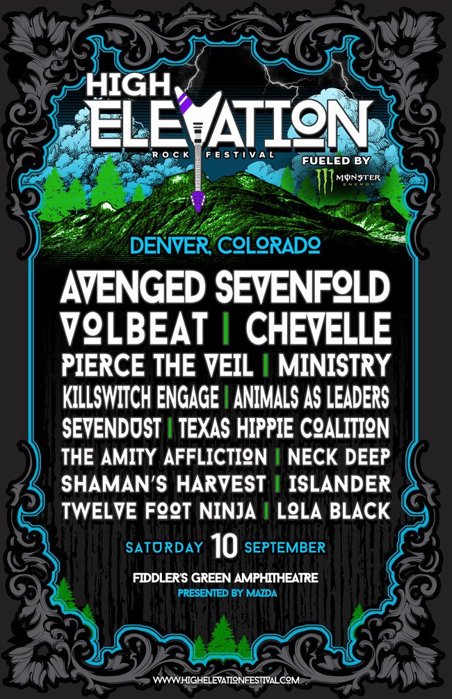 High Elevation Rock Festival