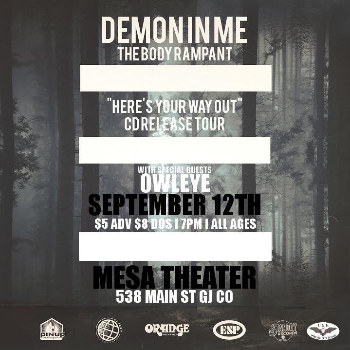 Demon In Me 2016