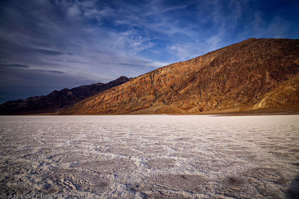 Honeymoon in Death Valley